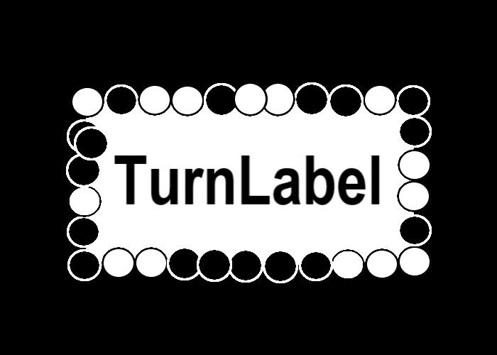 Kivyでオセロ開発のTurnLabelを表す画像