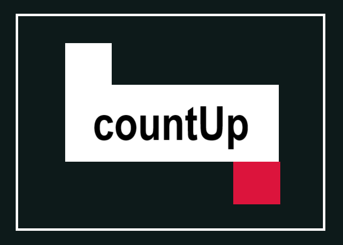 countUpを表す画像