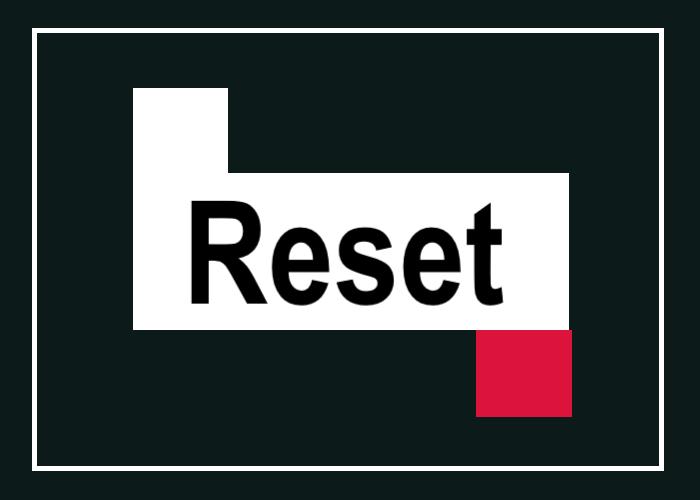 Resetを表す画像