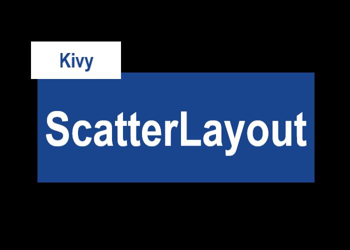 KivyのScatterLayoutを表すサムネイル