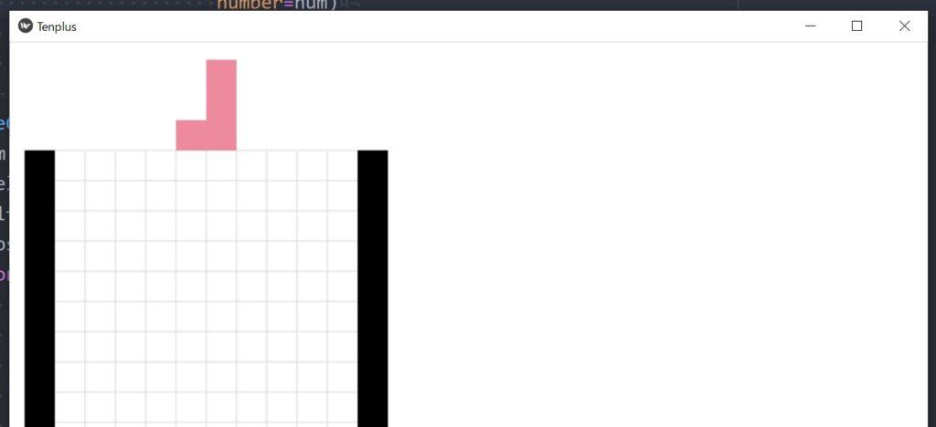 updateCurrentMino関数の動作確認