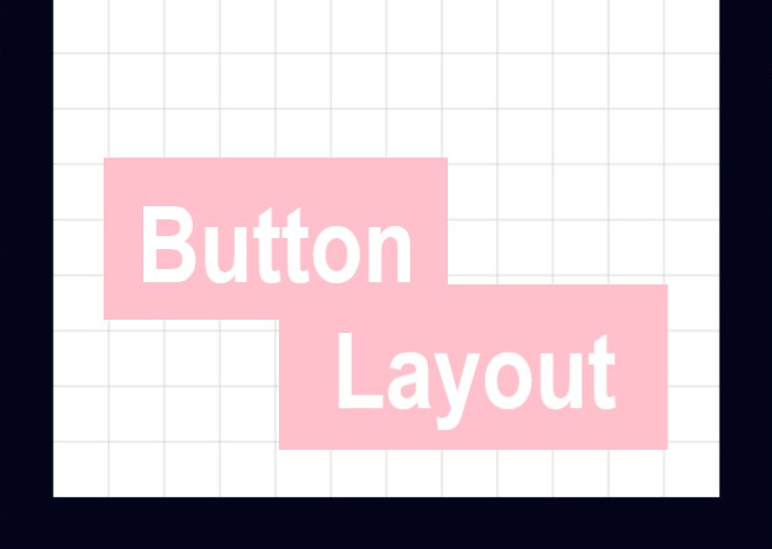 ボタンのレイアウトを表す画像
