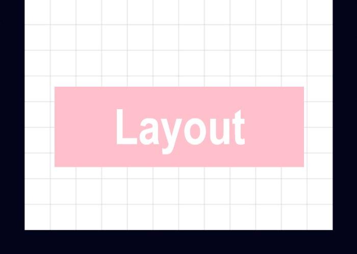 落ちもの系ゲーム開発のレイアウトを表す画像